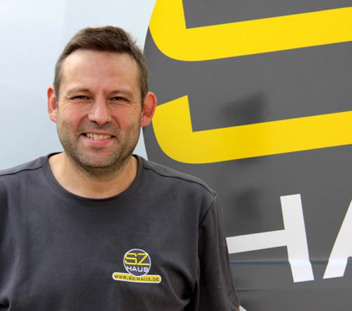 Service-Verstärkung bei SZ-Haus: Willkommen Markus Kuger